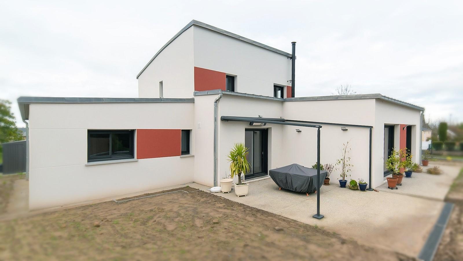 Photographe immobilier et chantier en Gironde